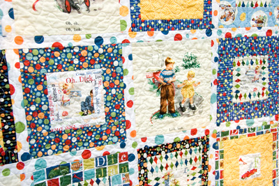 Dick and jane quilt pattern picture 213
