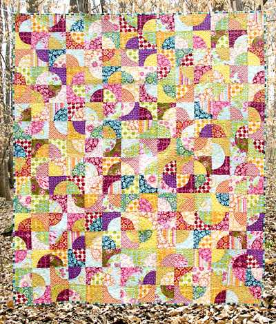 Charity Quilt Pattern | Quilt Patterns from Seattle