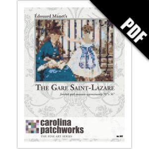 CarolinaPatchworks_047_TheGareSaintLazare-1