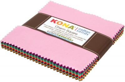 Kona® Cotton Designer Palette Series, Emily Cier of Carolina Patchworks